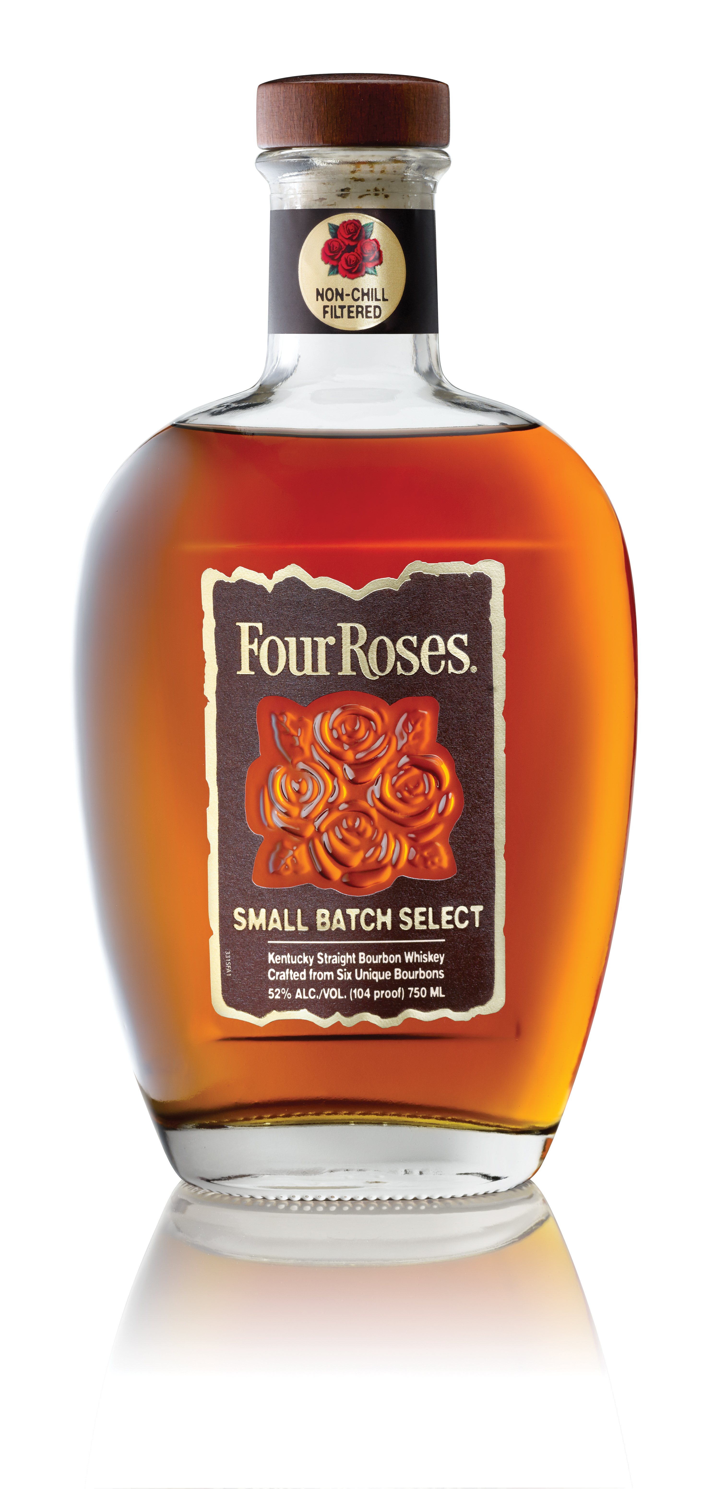 SmallBatchSelect White - Four Roses Celebrates Distillery Grand Reopening with Debut of New Small Batch Select