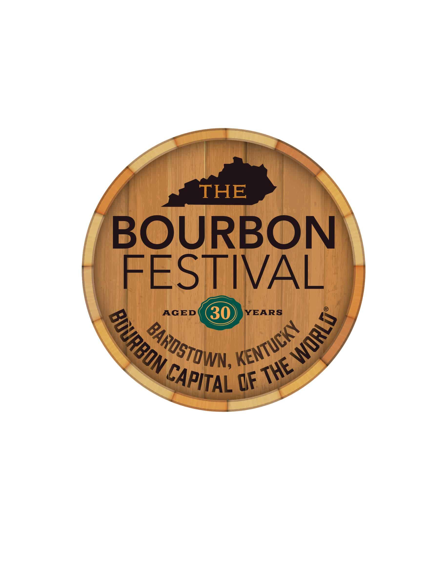 Barrel Top Logo Full Color - Kentucky Bourbon Festival Announces 2021 Event Dates