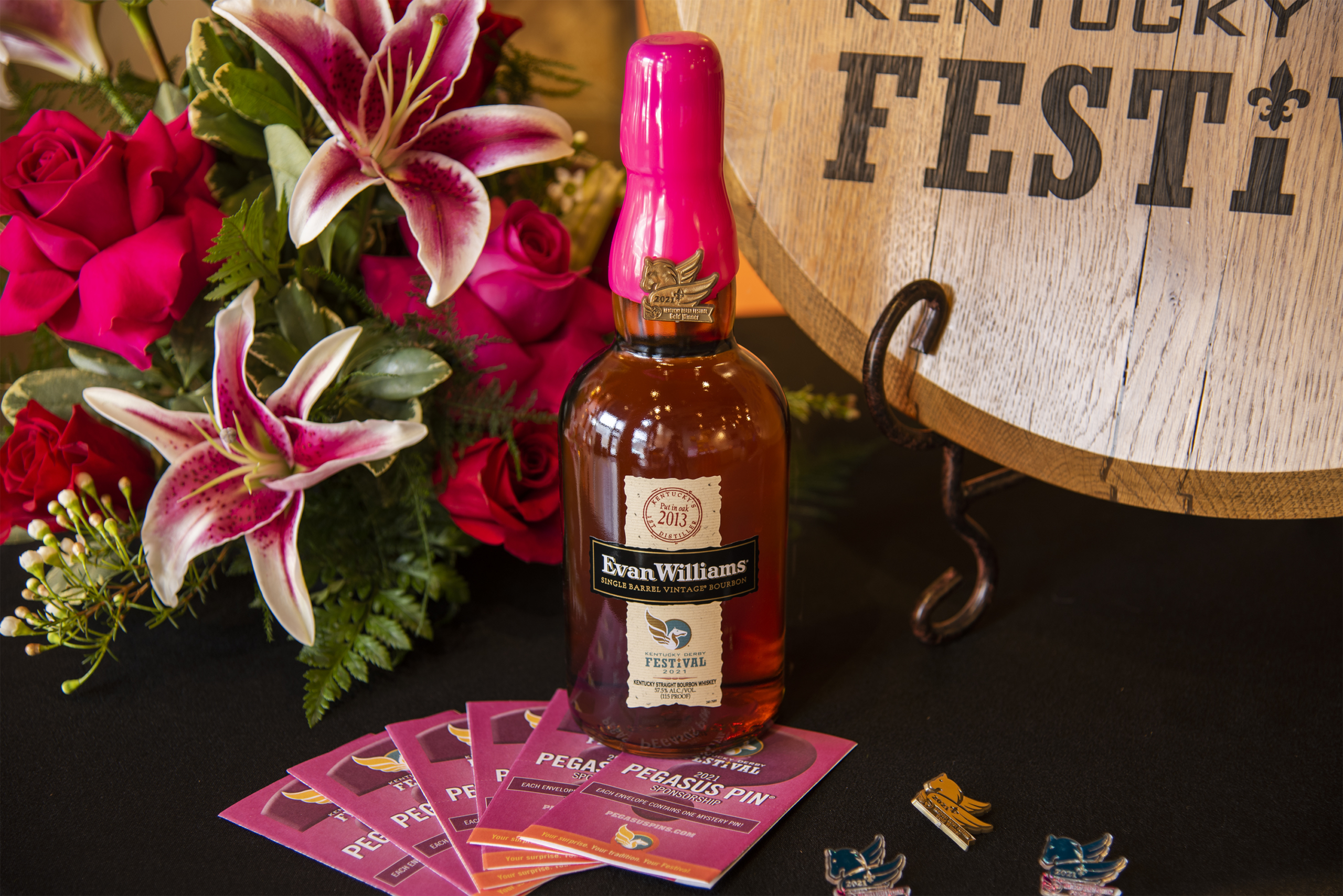 HHB 1710 scaled - Evan Williams Bourbon Experience Releases Annual Limited-Edition Kentucky Derby Festival Bourbon Bottle