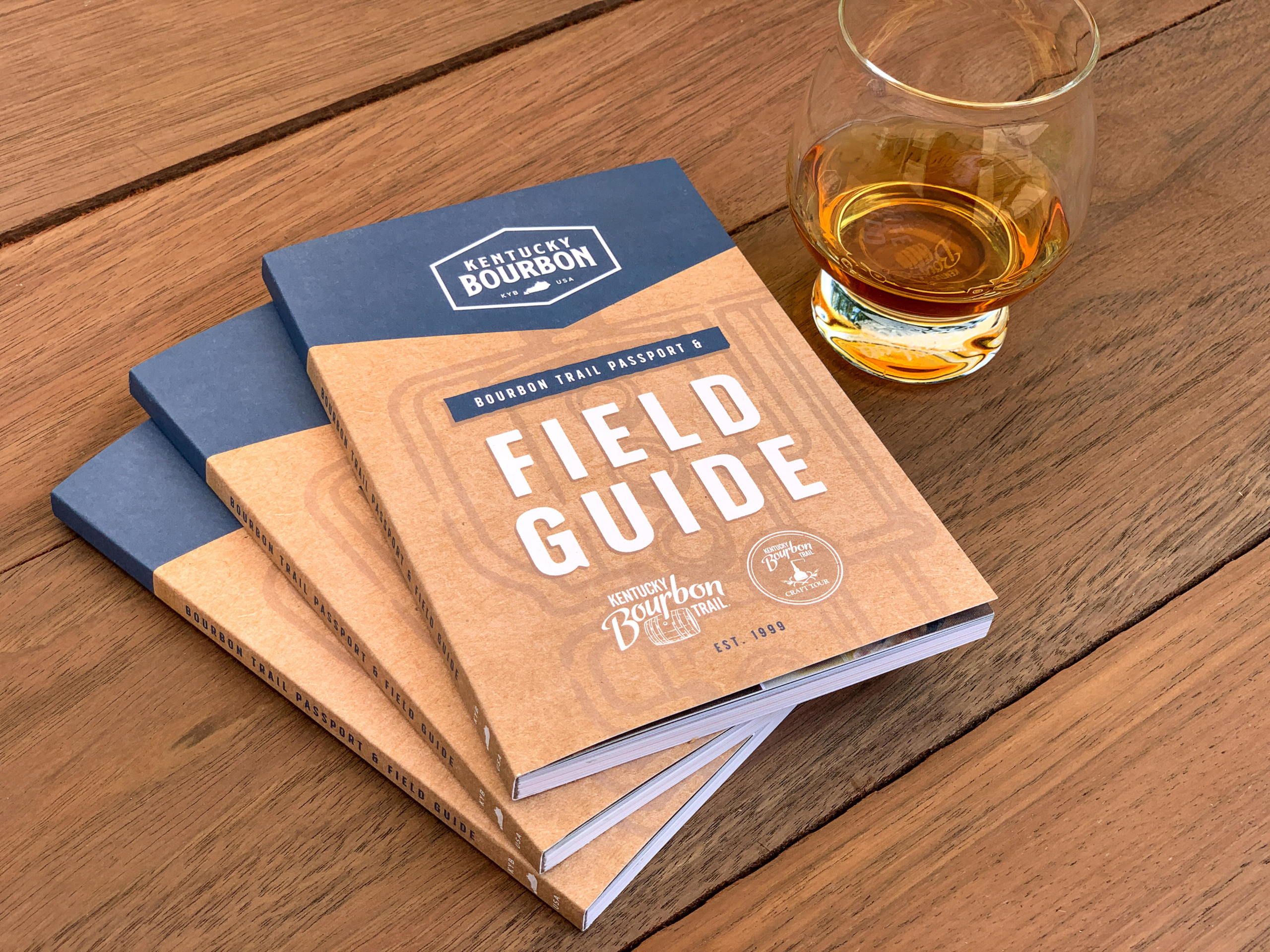 FG scaled - New Bourbon Trail™ Passport & Field Guide Offers Visitors The Ultimate Kentucky Bourbon Experience