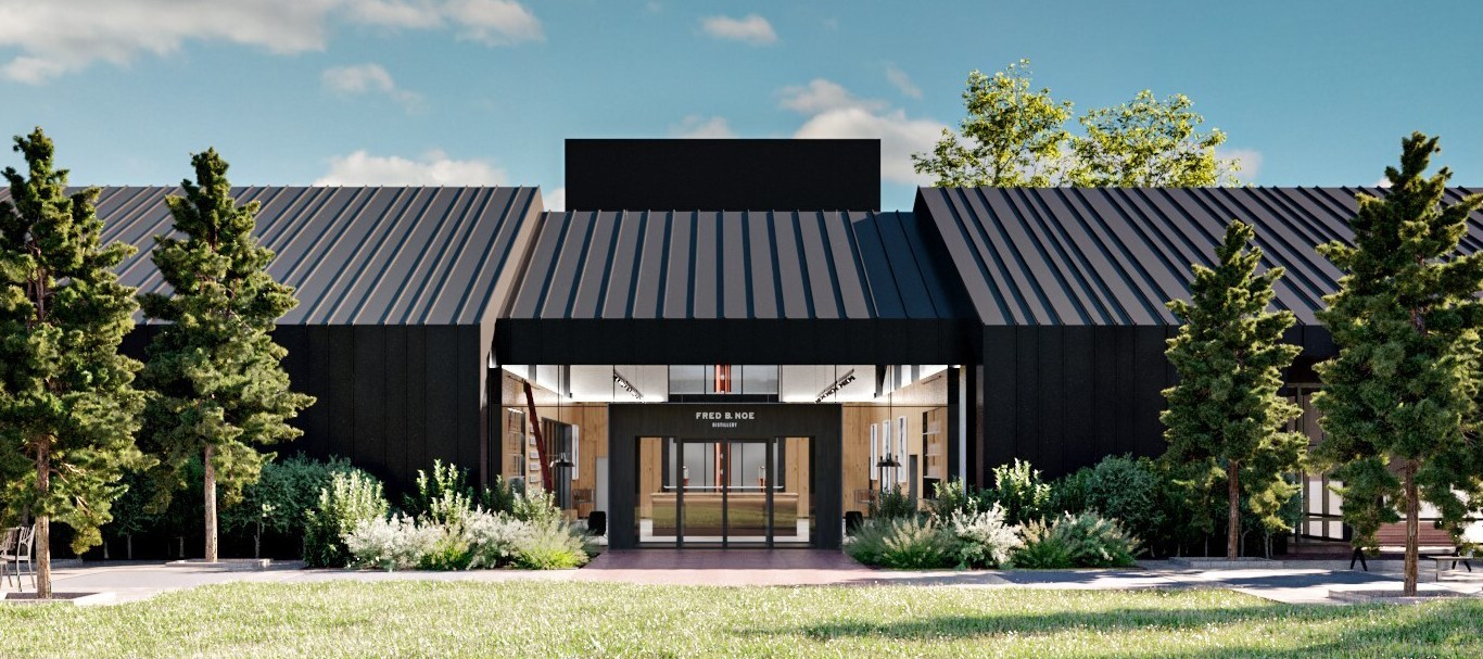 James B Beam FBN Hero - America's First Family Of Bourbon Unveils New Distillery That Pushes The Boundaries Of What American Whiskey Can Be